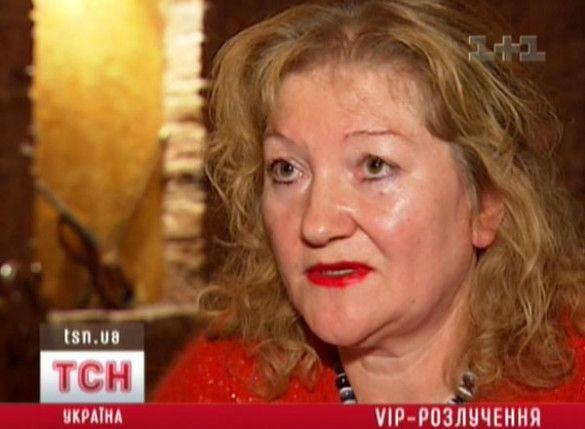 Світлана, дружина Петра Симоненка, КПУ