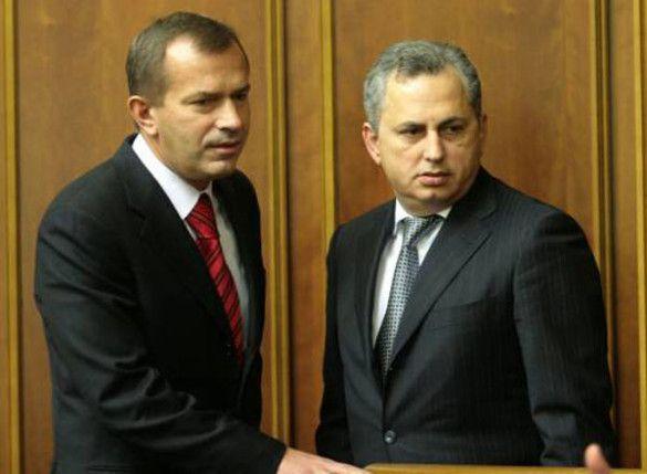 Андрій Клюєв та Борис Колєсніков