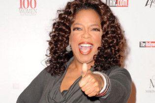 Опра Уінфрі визнана найзаможнішою жінкою шоу-бізнесу