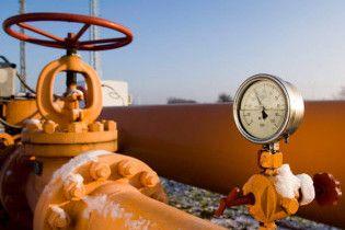 Україна запаслася газом на всю зиму
