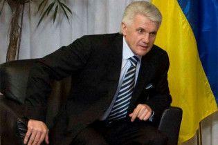 Литвин: політики не примиряться до президентських виборів