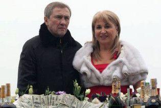 ЗМІ висунули три версії розлучення Черновецького
