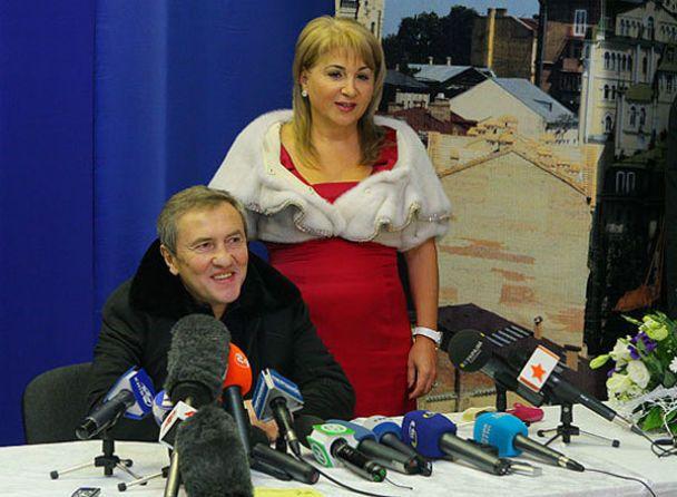 Дружина Черновецького накупила картин на 4,5 мільйона