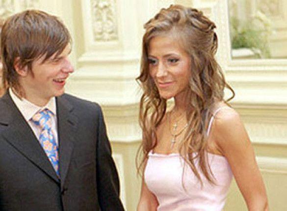 Андрій Аршавін з дружиною Юлією