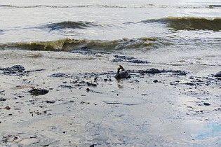 Російські військові кораблі розлили нафту біля берегів Ірландії