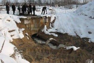 Аварія в Чернігові: Києву загрожують стічні води з каналізації