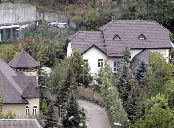 Стало відомо, хто з чиновників живе на держдачах Конча-Заспи та Пуща-Водиці