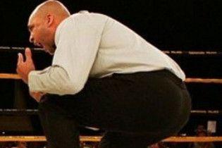 Кличко і Гомеса буде судити Льюіс