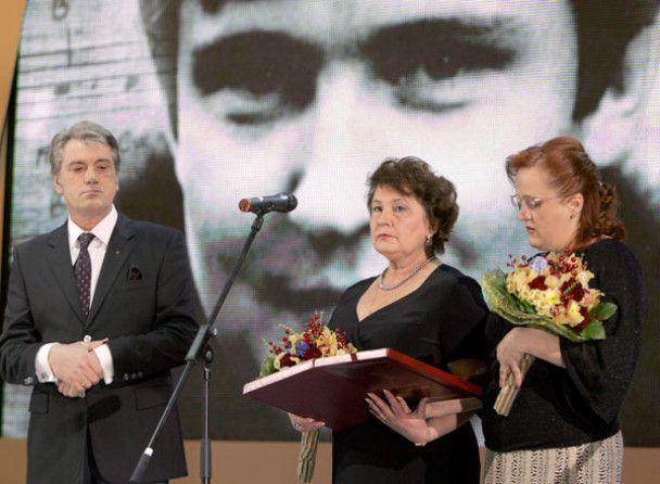 Володимиру Івасюку посмертно присвоїли звання Героя України