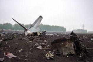 Експерт: літак з українцями в Уганді збили з гранатомета