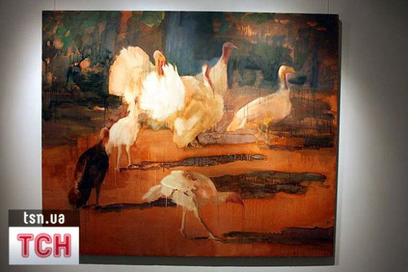 Виставка Олексія Литвиненка