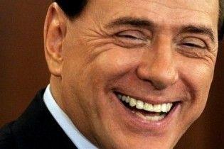 Дружина Берлусконі подає на розлучення
