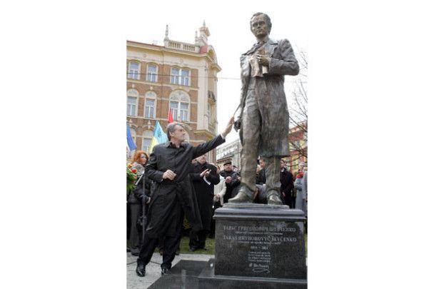 Візит Віктора Ющенка до Чехії