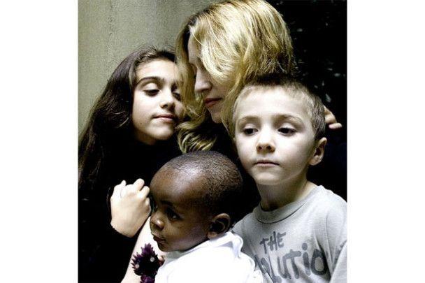 Мадонна переїде жити до Лондона