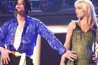 Брітні виступить з Майклом Джексоном