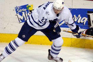Український хокеїст став першою зіркою в НХЛ