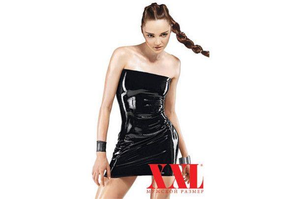 Анна Безсонова оголилась для XXL