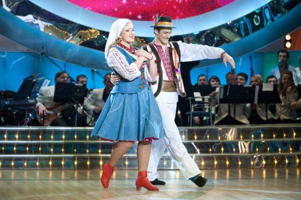"""Олеся Жураковська пішла з проекту """"Танцюю для тебе"""""""