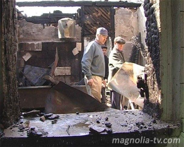 На Київщині згорів будинок дитини