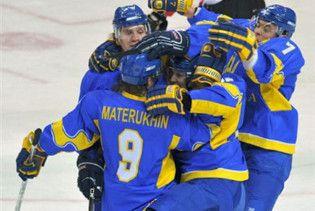 Україна розпочала хокейний ЧС з фантастичної перемоги