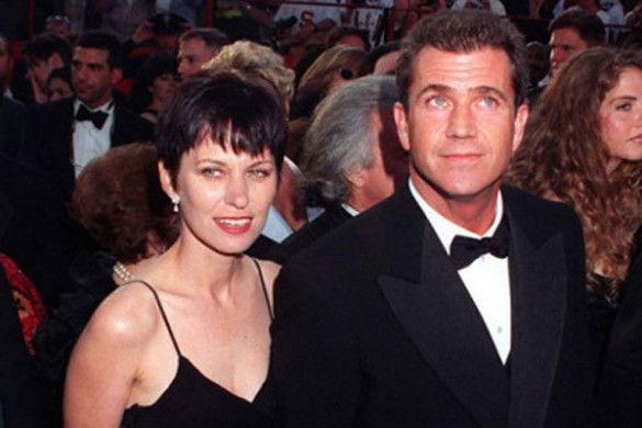 Мел Гібсон з дружиною Робін
