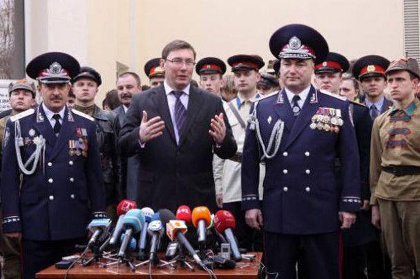 В Києві з'явились Жеглов та Шарапов