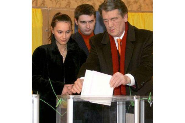 Віталіна Ющенко відсвяткувала день народження