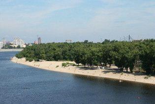 Київські пляжі стануть платними