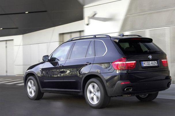 BMW представила новий броньований позашляховик