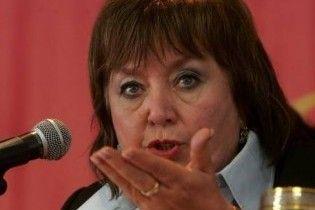 """Вітренко заступилася за одеського даїшника, який не любить """"тєлячью мову"""""""