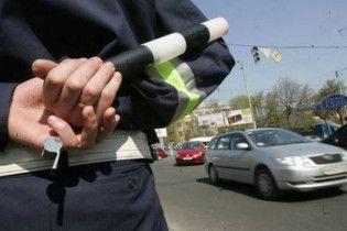 Мер Цюрупинська роз'їжджала на краденій машині