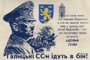 """Тернопільська облрада вимагає визнати дивізію СС """"Галичина"""" героями"""