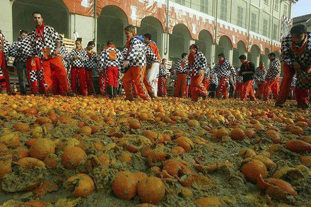 Найдивніші фестивалі світу