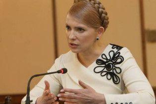 Тимошенко домовилася з Росією про газ в рахунок транзиту