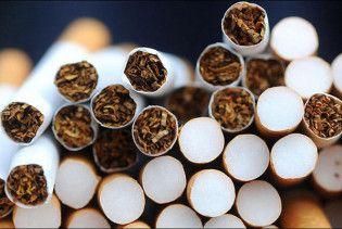 Виробництво сигарет в Україні скоротилось на 10%