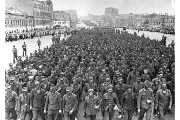 Велика Вітчизняна війна. Фотоархіви