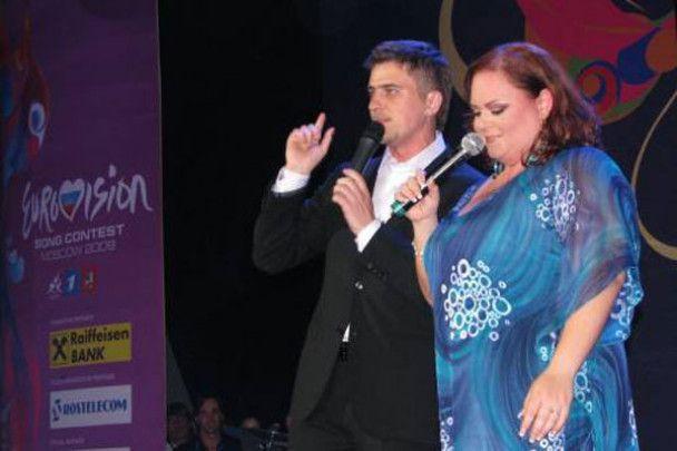 """Українські зірки влаштували вечірку на """"Євробаченні-2009"""""""