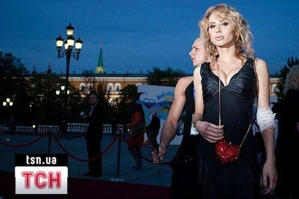 """Світлана Лобода виступить у півфіналі """"Євробачення"""""""