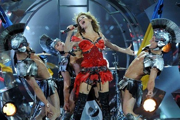 Євробачення-2009, Україна