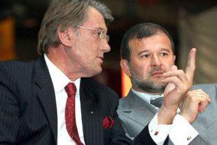 Ющенко: Балога - це не я