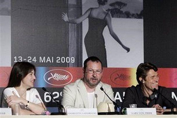 """Фільм """"Антихрист"""" став головним скандалом Каннського фестивалю"""
