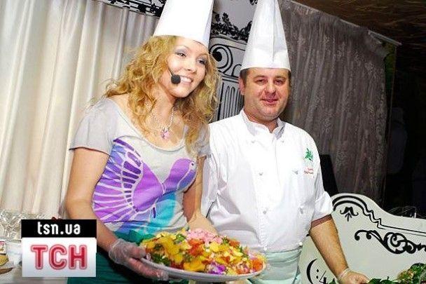 Влад Яма переміг Олену Шоптенко у кулінарних боях