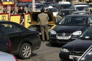 Іногороднім авто заборонять в'їжджати в Київ
