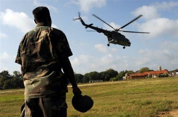 """Армія Шрі-Ланки назвала ціну перемоги над """"Тиграми"""""""