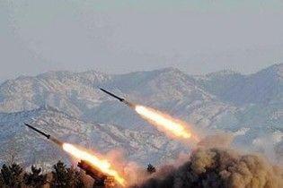 Випробування північно-корейських ракет провалилися