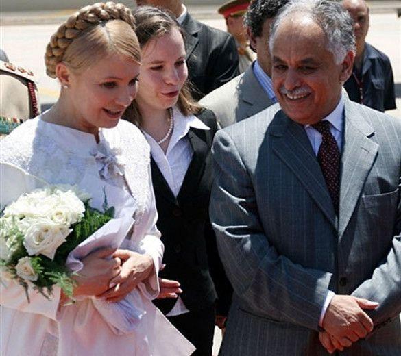 Юлія Тимошенко, Аль-Багдаді Алі аль-Махмуді