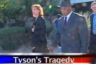 Дочка Майка Тайсона померла в лікарні