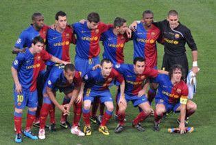 """Футболісти """"Барселони"""" - про перемогу в Лізі чемпіонів"""