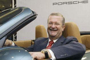 Найвища зарплата в Європі – у президента Porsche