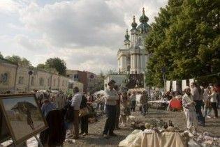 """Київрада """"розпродає"""" Андріївський узвіз під торгові центри"""